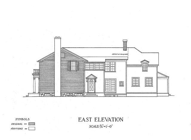 East Elevation Sm