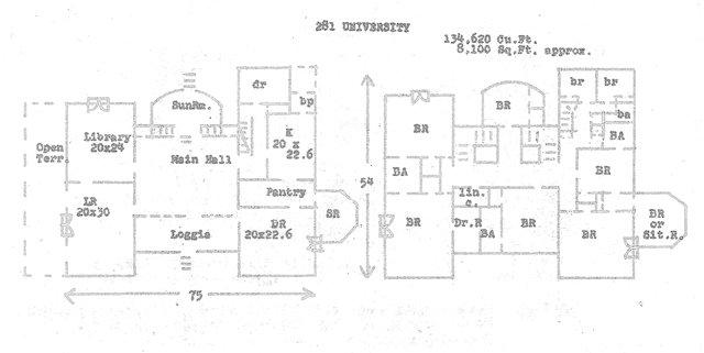 281 Floor Plan