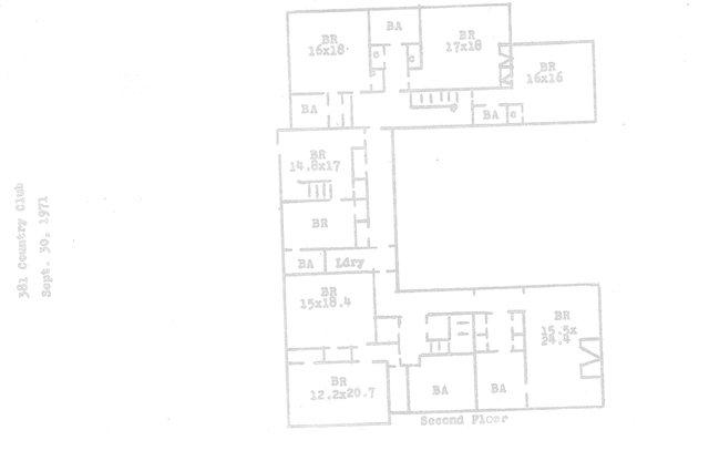 391 CC Lane floor plan 2 Sm