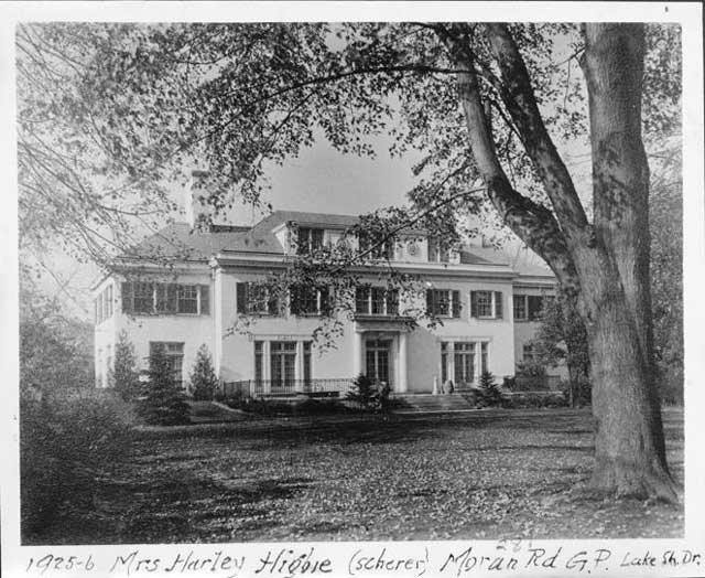 Harley Higbie House Sm