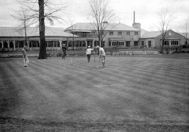 CLubhouse 1929