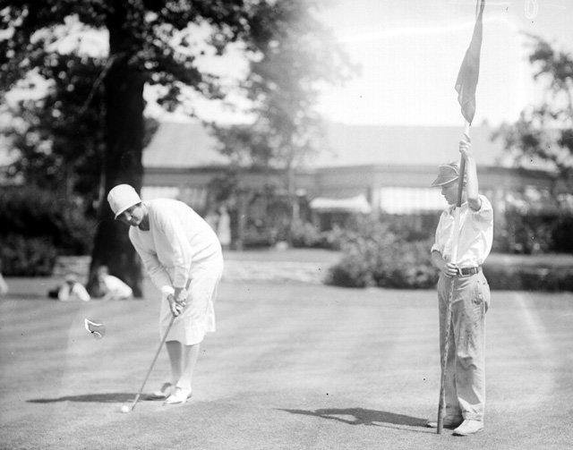 Golf 1929