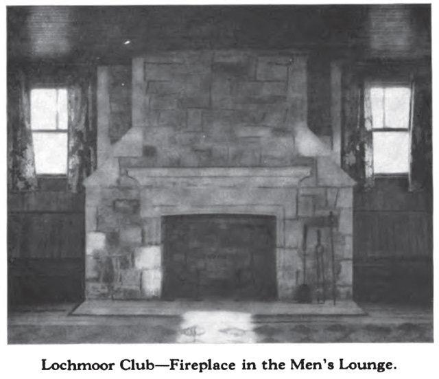 Mens Fireplace