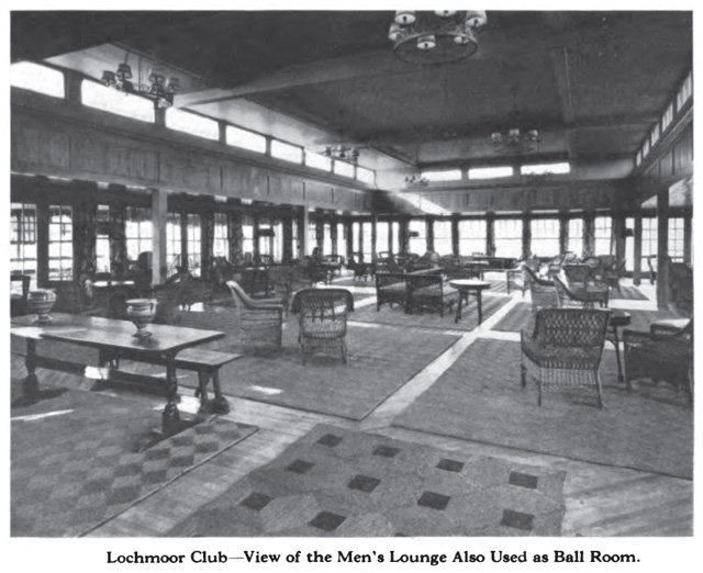 Mens Lounge